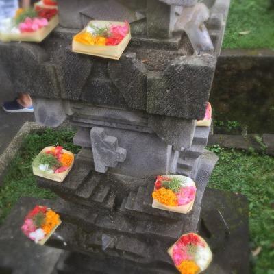 """バリ島☆神さまへのお供え物""""チャナン""""をつくりましょうね_d0035397_23004986.jpeg"""