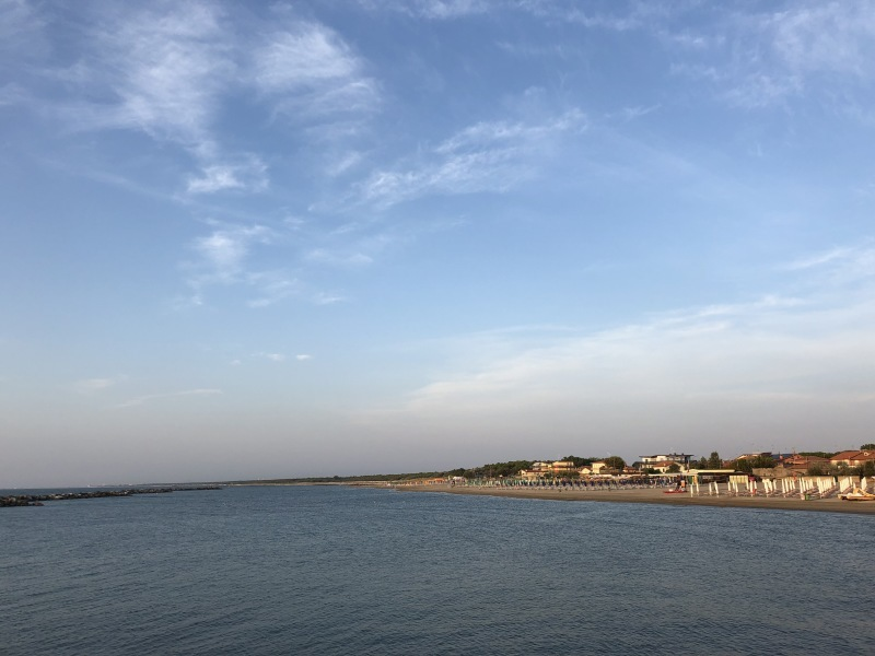アドリア海の朝日🌅 2018 夏_b0246303_06012771.jpg