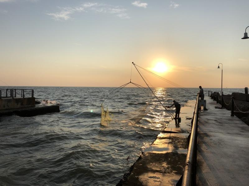 アドリア海の朝日🌅 2018 夏_b0246303_06024059.jpg