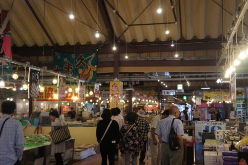 【鳥取・島根・山口の旅② 海鮮市場かろいち すなば珈琲】_f0215714_16474918.jpg