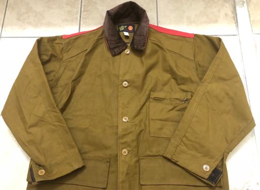 アメリカ仕入れ情報#22  60s デッドストック Bullseye Bill Hunting Jacket!_c0144020_10155929.jpg