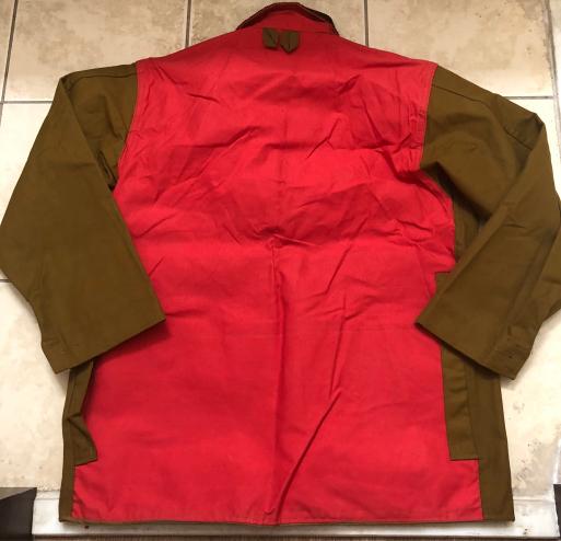 アメリカ仕入れ情報#22  60s デッドストック Bullseye Bill Hunting Jacket!_c0144020_10161553.jpg