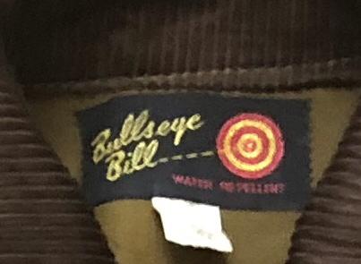 アメリカ仕入れ情報#22  60s デッドストック Bullseye Bill Hunting Jacket!_c0144020_10222475.jpg