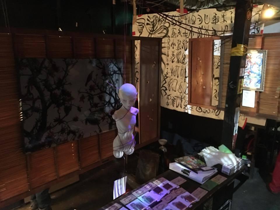「クーロン展3朱雀の毒霧」レポート_a0093332_23442939.jpg