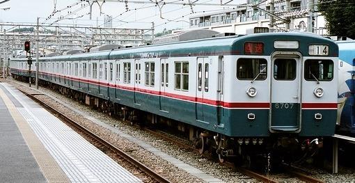 相模鉄道 新6000系_e0030537_01312075.jpg