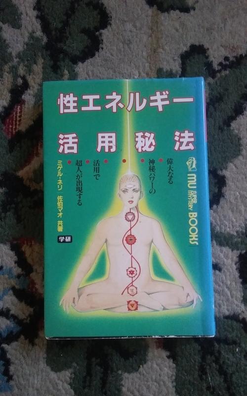 新しい世代は性エネルギー昇華秘法の実践者たちであり、亡びる古い世代は、性的退廃者たちである!_d0241558_06551178.jpg