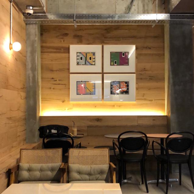 18年8月末ソウル8☆食後のお茶はベーカリーカフェで_d0285416_18593946.jpg