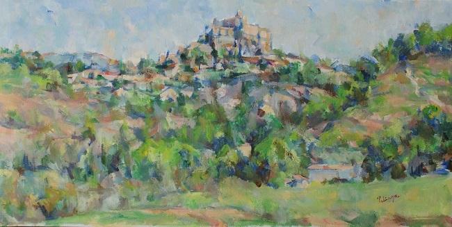 バルーの城遠望_c0236929_18321868.jpg