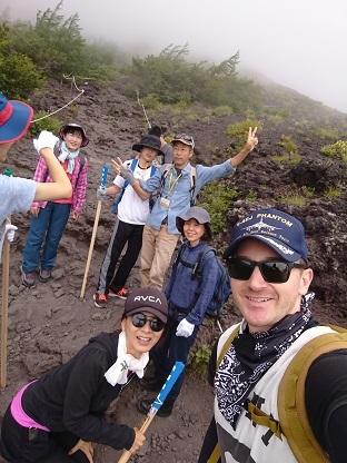 富士山ミニ登山2018#1 (異文化合流編「自閉症は文化だ!気持ちよくバラバラ!」)_f0195579_07341807.jpg
