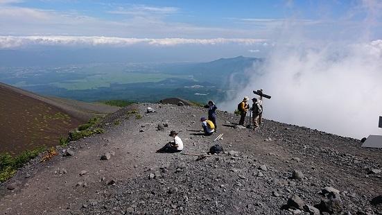 富士山ミニ登山2018#1 (異文化合流編「自閉症は文化だ!気持ちよくバラバラ!」)_f0195579_07370303.jpg