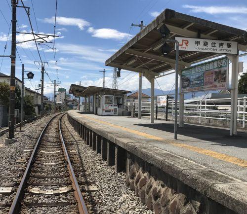 「呑み鉄ソロ」で山梨の温泉_a0163788_10340697.jpg
