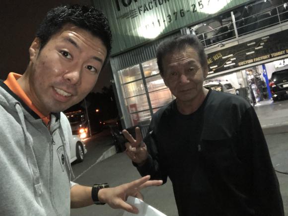 9月14日(金)TOMMYBASE スタッフブログ ☆新在庫車のハマーH2がベースに到着!!_b0127002_10205219.jpg