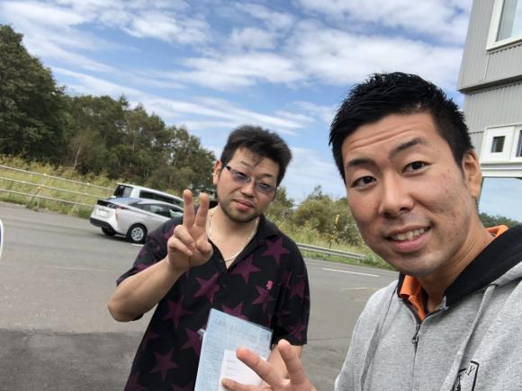 9月14日(金)TOMMYBASE スタッフブログ ☆新在庫車のハマーH2がベースに到着!!_b0127002_10351312.jpg
