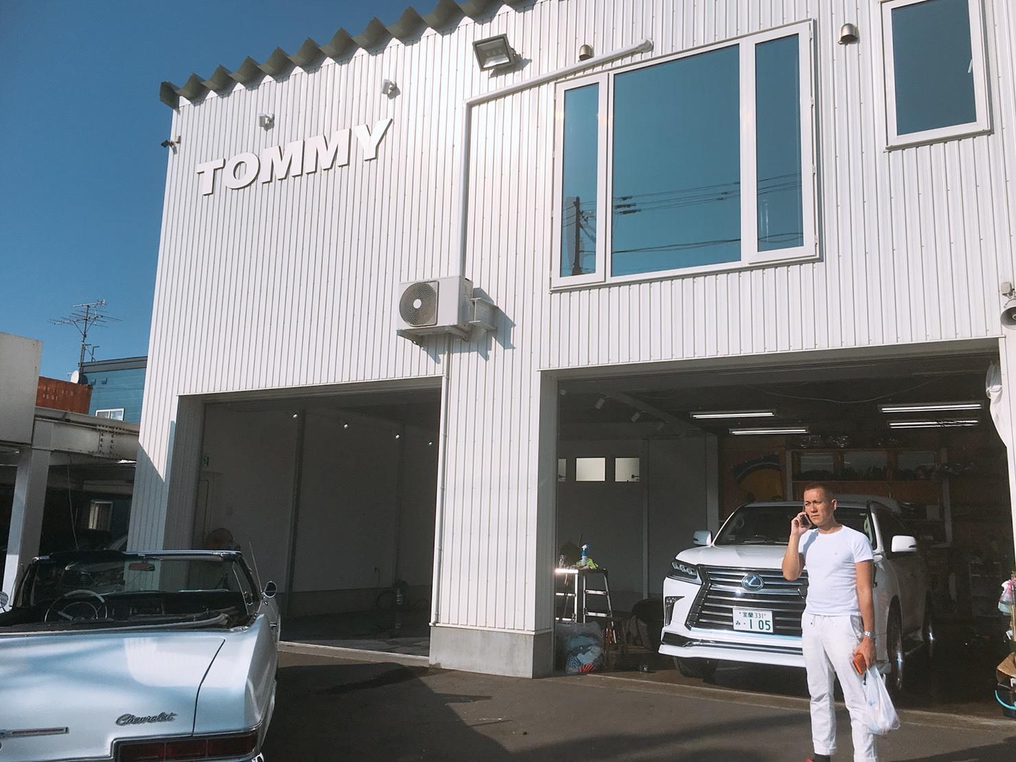 必見☆LX570 27年車撮影完了しました TOMMY本店ブログ♪ ランクル ハマー アルファード _b0127002_17550291.jpg