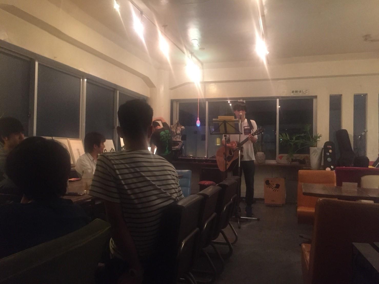Luz × 鳥取大学 ACOUSTIC LIVE @Luzcafe  レポ_e0115904_13293576.jpg