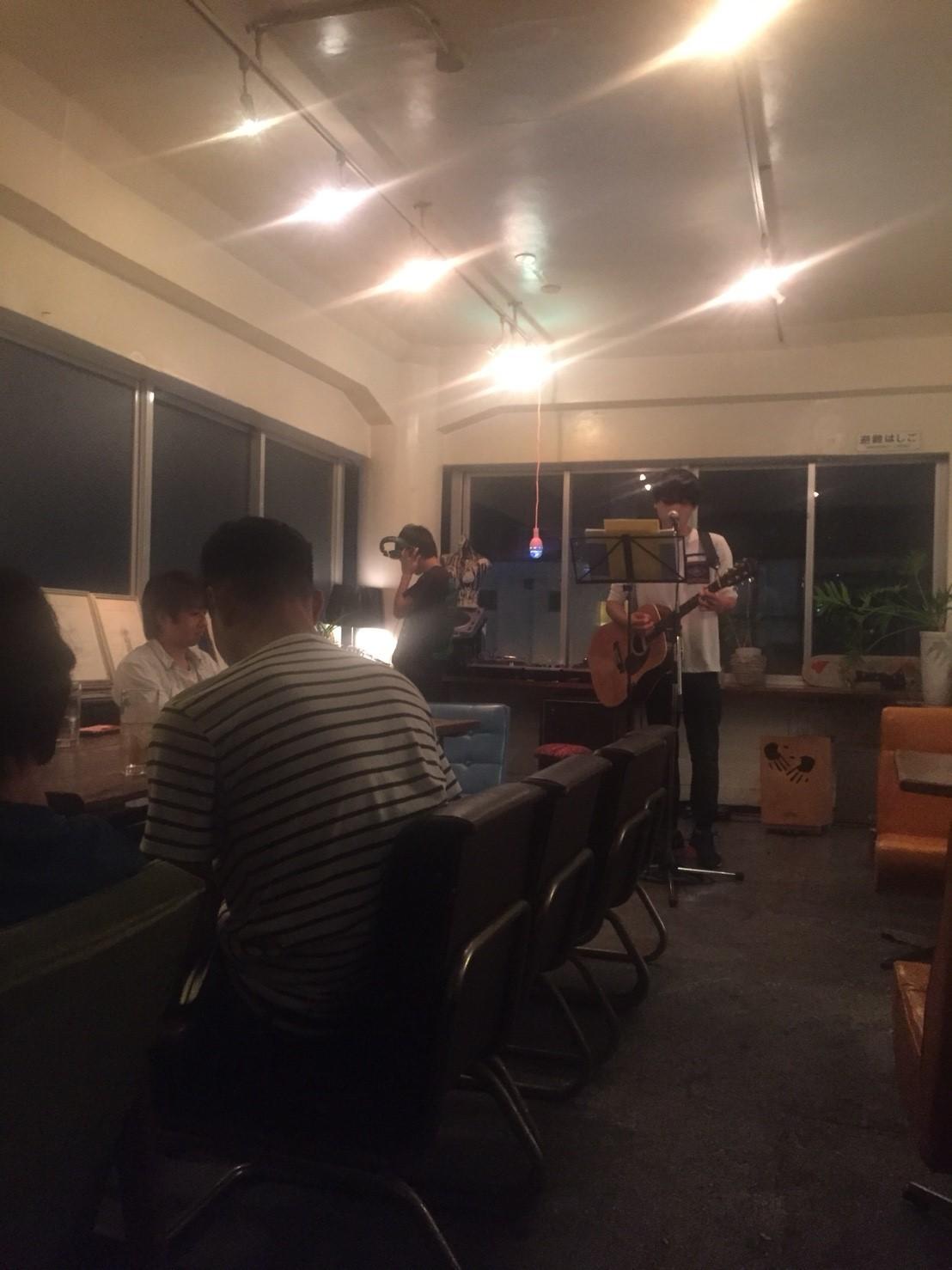 Luz × 鳥取大学 ACOUSTIC LIVE @Luzcafe  レポ_e0115904_13293697.jpg