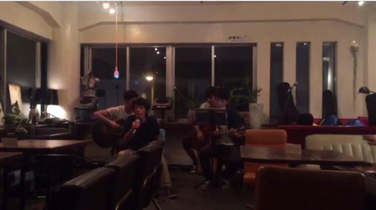 Luz × 鳥取大学 ACOUSTIC LIVE @Luzcafe  レポ_e0115904_15230609.jpg