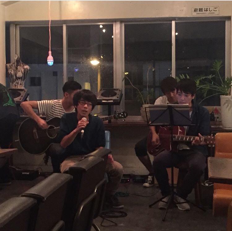 Luz × 鳥取大学 ACOUSTIC LIVE @Luzcafe  レポ_e0115904_15230620.jpg
