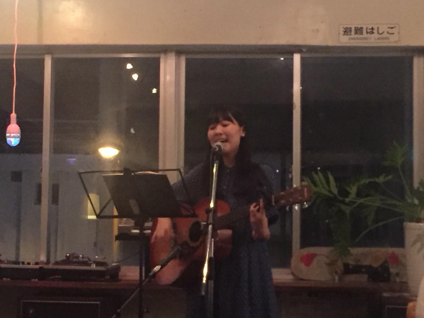 Luz × 鳥取大学 ACOUSTIC LIVE @Luzcafe  レポ_e0115904_15241641.jpg