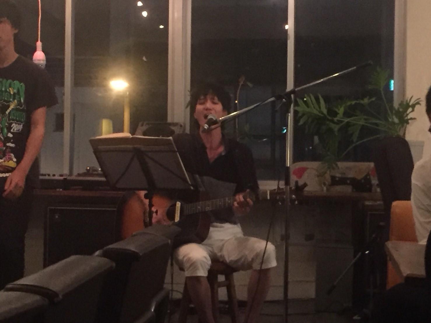 Luz × 鳥取大学 ACOUSTIC LIVE @Luzcafe  レポ_e0115904_15241774.jpg