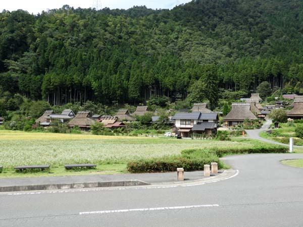 美山 かやぶきの里_e0048413_22103684.jpg