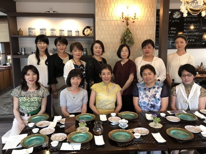 中国茶会をさせていただきました@秋田 しょくでんぷの里_a0169924_08272287.jpeg