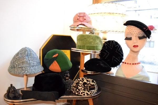 2018 A/W VINTAGE HAT COLLECTION_e0148852_19280195.jpg