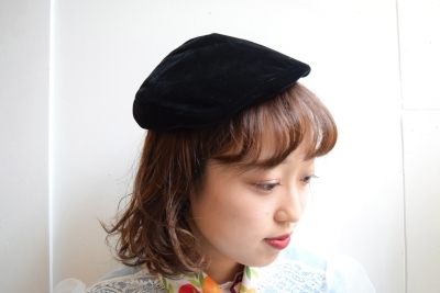 2018 A/W VINTAGE HAT COLLECTION_e0148852_19360289.jpg