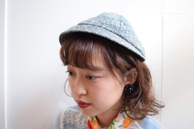 2018 A/W VINTAGE HAT COLLECTION_e0148852_19365465.jpg