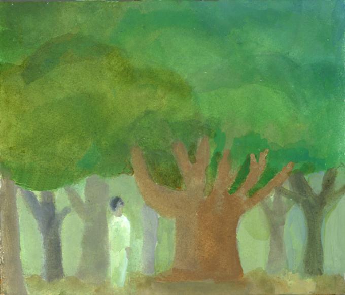 樹々の薫り_b0194880_16151330.jpg