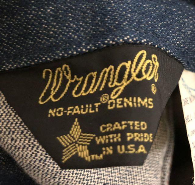 アメリカ仕入れ情報#33 デッドストック 80s&90s Wrangler denim jkt!_c0144020_09412760.jpg
