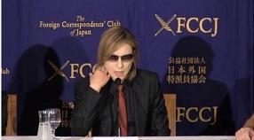 Yoshiki:日本外国特派員協会 会見映像_c0036138_12300709.jpg