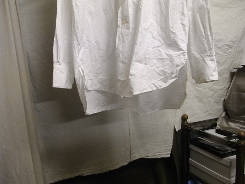 洗ってみました / anotherline roundcollar b.d. shirt_e0130546_15592316.jpg
