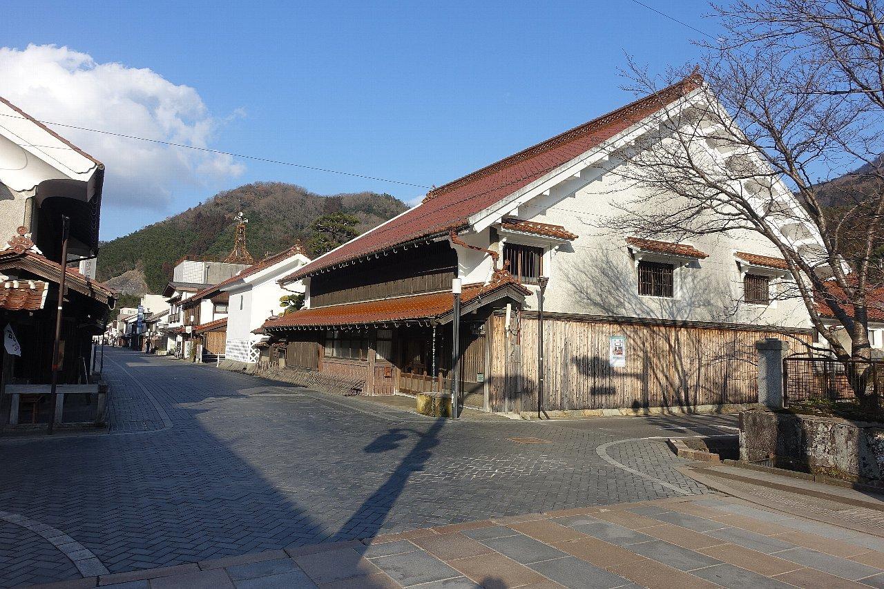 津和野町の殿町通りを散策_c0112559_09105339.jpg