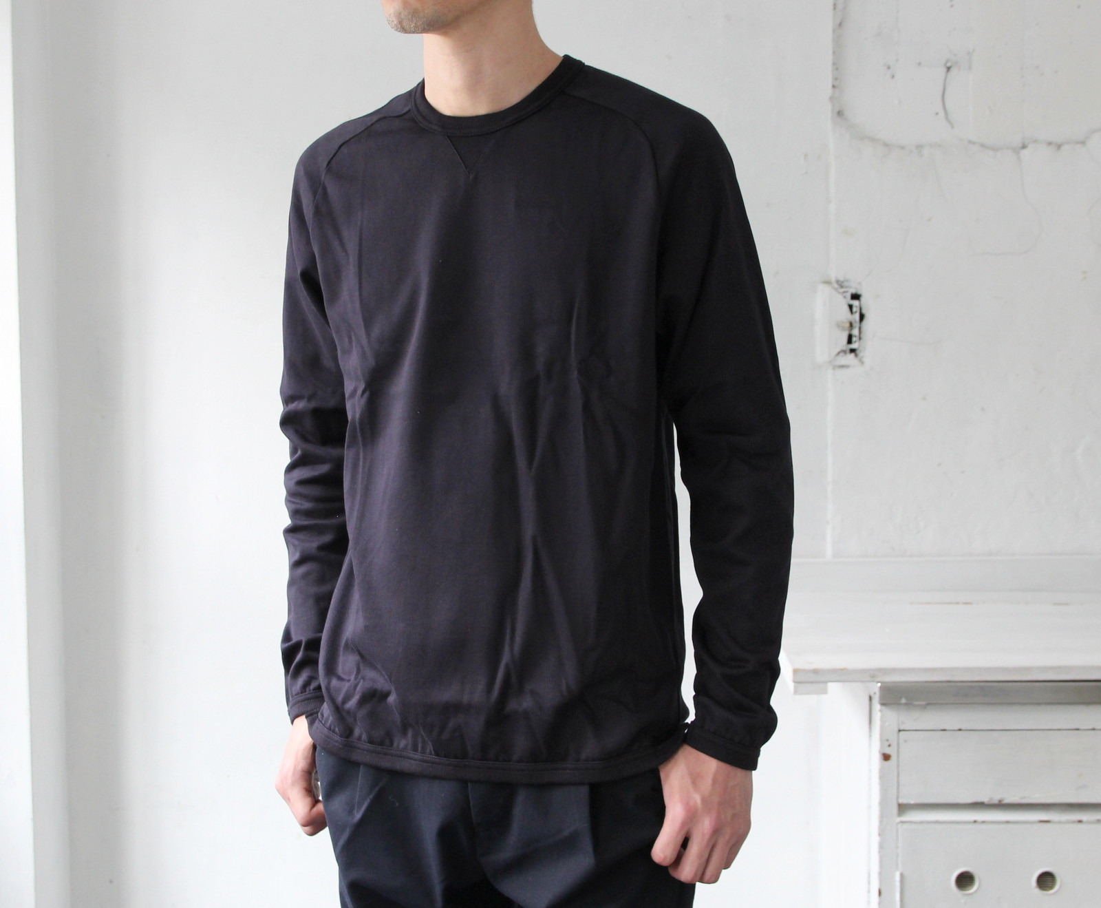 Tokyo Made Dress Sweat Shirt_c0379477_20203479.jpg