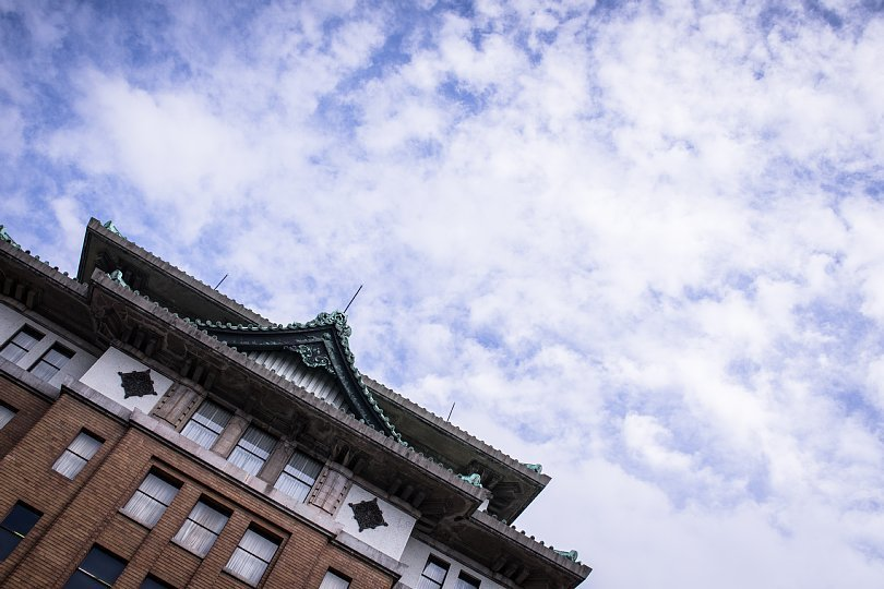 An Old Prefectural Office in Autumn Light_d0353489_19335039.jpg
