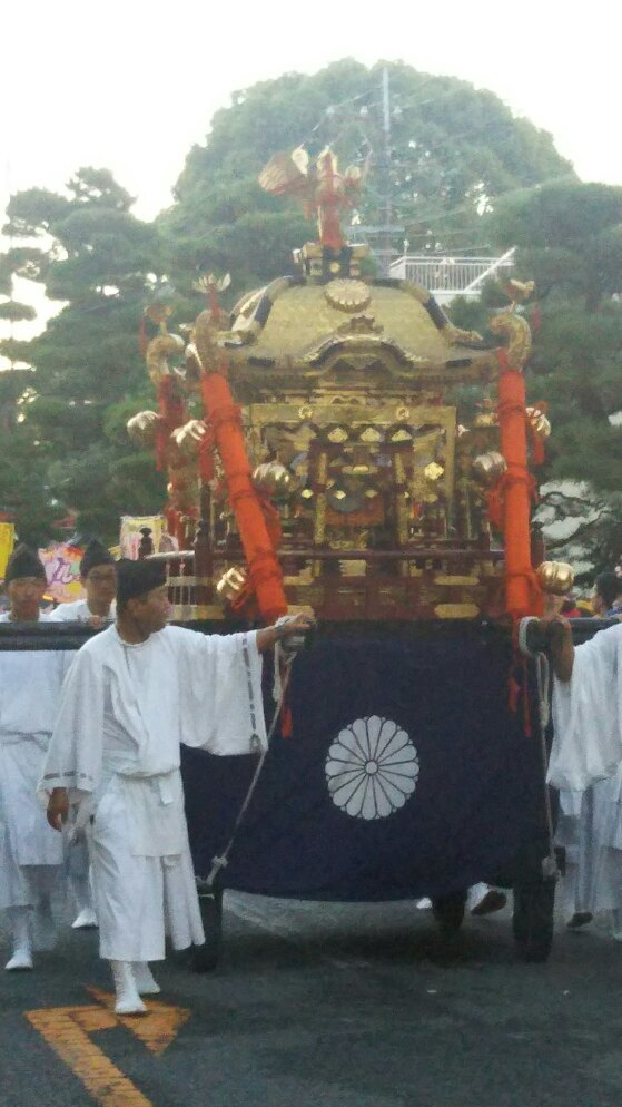 藤崎八幡宮秋季例大祭_e0184224_06411727.jpg