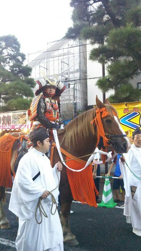 藤崎八幡宮秋季例大祭_e0184224_06413106.jpg