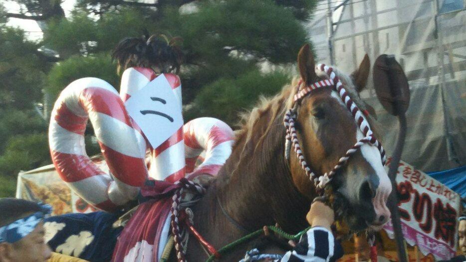 藤崎八幡宮秋季例大祭_e0184224_06424674.jpg