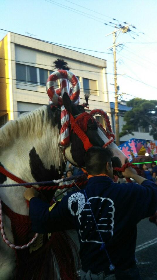 藤崎八幡宮秋季例大祭_e0184224_06431097.jpg