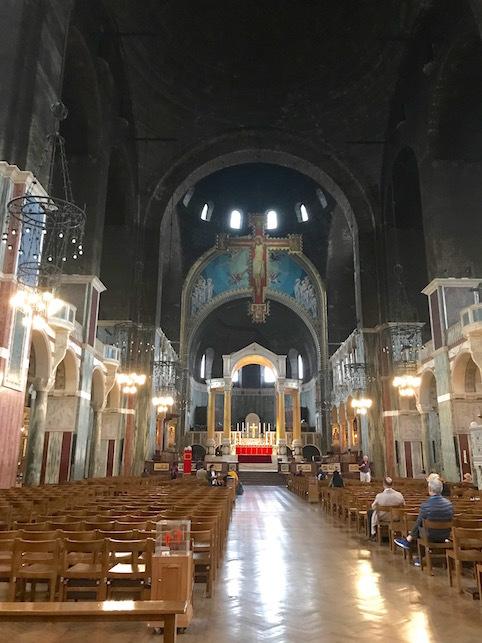 ロンドン(2)ウエストミンスター宮殿と、大聖堂と・・・_f0134963_21570047.jpg