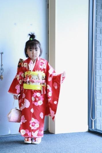 Rinちゃんの 七五三キモノ_d0335577_16323157.jpg