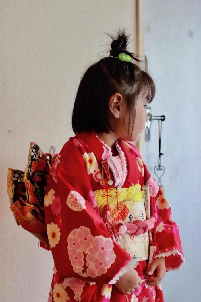 Rinちゃんの 七五三キモノ_d0335577_16330001.jpg
