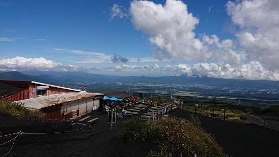 富士山ミニ登山2018#3(車椅子富士登山編)_f0195579_20313658.jpg