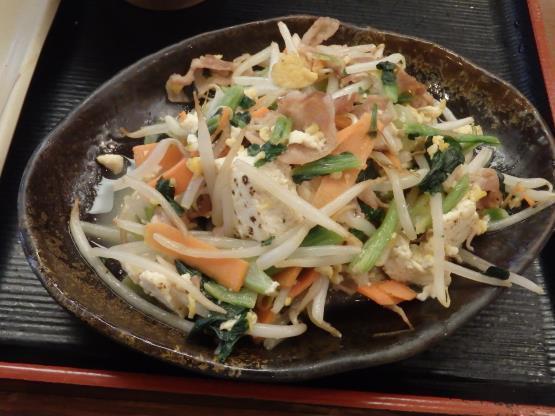めしや食堂          大日店_c0118393_11372283.jpg