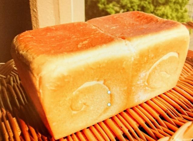【イーストレシピ】ミルク食パン(1斤型用)_e0167593_12301363.jpg