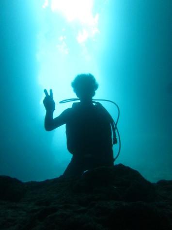 9月17日ウルトラ5ダイブ♬に賑やか海遊び!!_c0070933_22123793.jpg