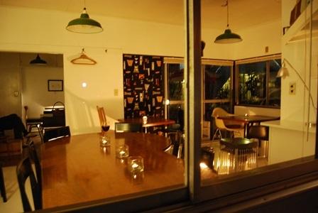 夜カフェ ふたたび♪_e0263559_23390073.jpg
