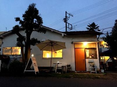 夜カフェ ふたたび♪_e0263559_23405775.jpg