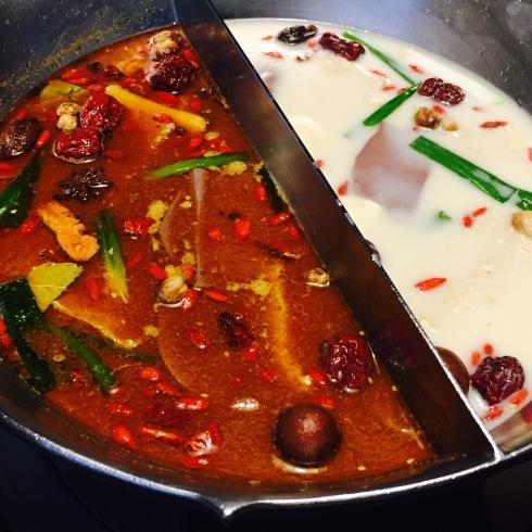 台北旅行 16 大人気の「無老鍋」の火鍋を食べる!_f0054260_05091579.jpg